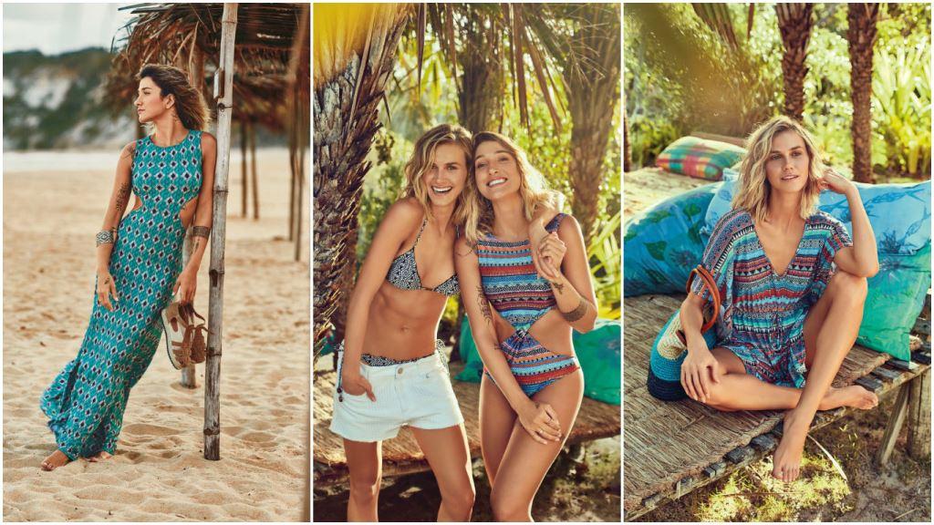 cb46f1dadde9 Preparem-se porque vem aí a coleção da Cia. Marítima para a C&A! Biquínis,  maiôs, vestidos e acessórios pra gente fazer deste verão o mais lindo e  fashion ...